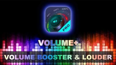 Volume Booster : Bass Volume+ Screenshot
