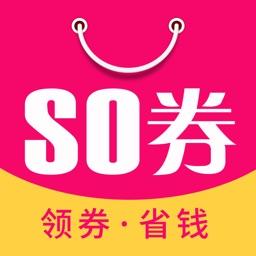 搜券铺-网购优惠券购物省钱App