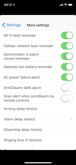 iCare Alarm AS on the App Store