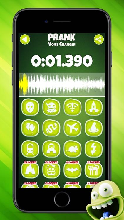 Prank Voice Changer & Modifier screenshot-4
