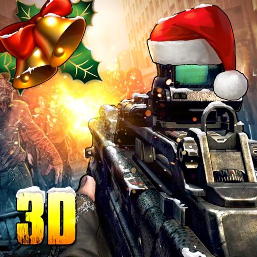 僵尸前线4-Sniper FPS射击游戏