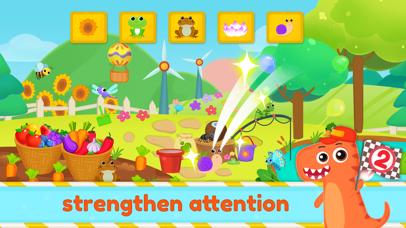 Dinosaur Kids Logic Math Game2 screenshot 4