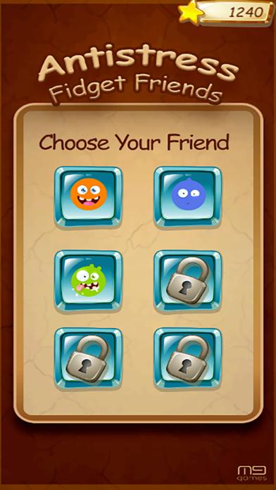 Antistress Fidget Friends screenshot 1