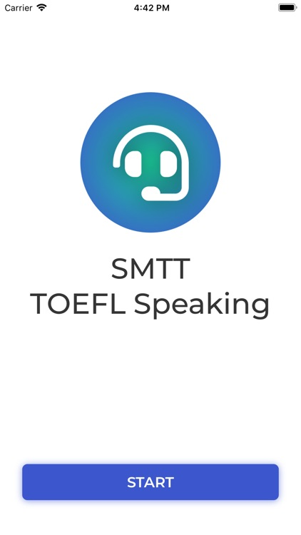 SMTT TOEFL screenshot-0