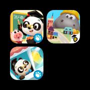 熊猫博士返校合辑