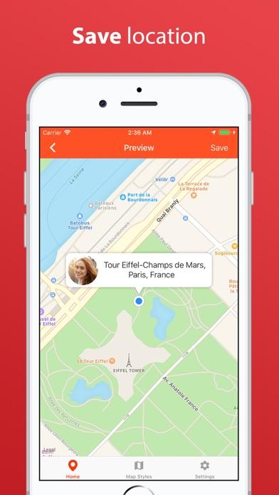 Screenshot for VPNa - Fake GPS Location in Germany App Store