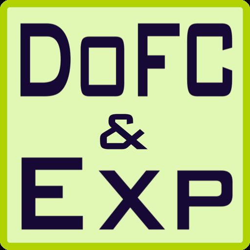 Depth of Field & Exposure Calc
