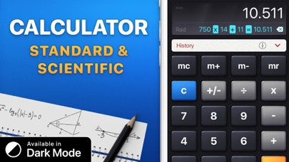 Screenshot for Calculadora HD in Chile App Store