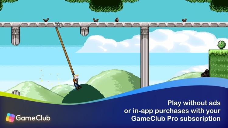 Super QuickHook - GameClub screenshot-4