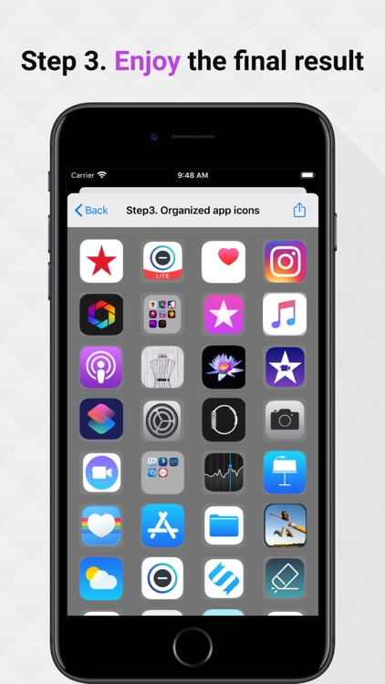 Color Harmony - Apps Organizer screenshot-4