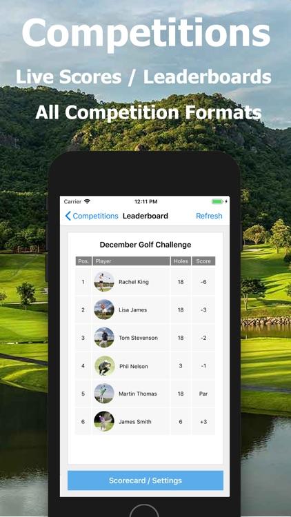 Golf Handicap - Online Golf screenshot-7