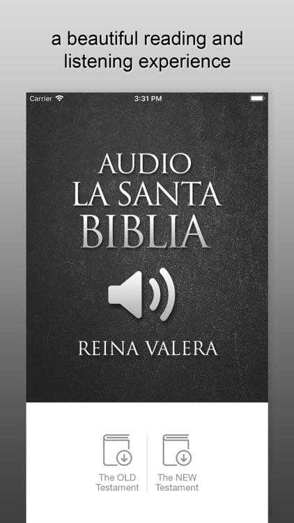 Audio La Santa Biblia