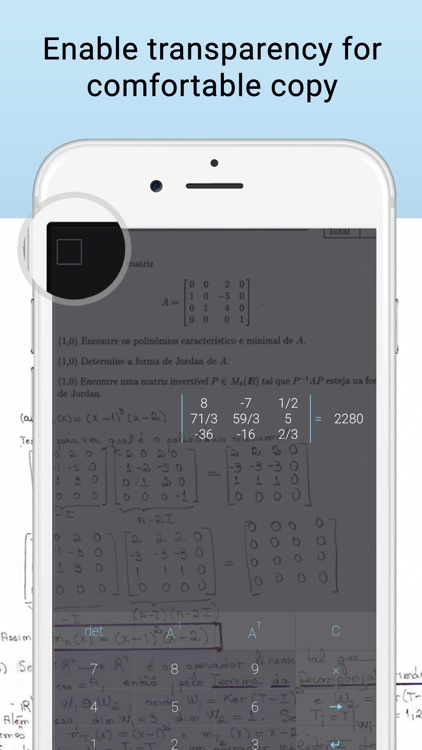 [ Matrix Calculator ] PRO screenshot-4