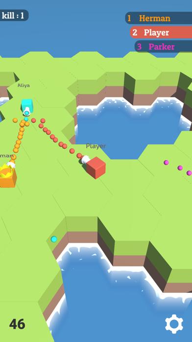 WaterBalls.io screenshot 2