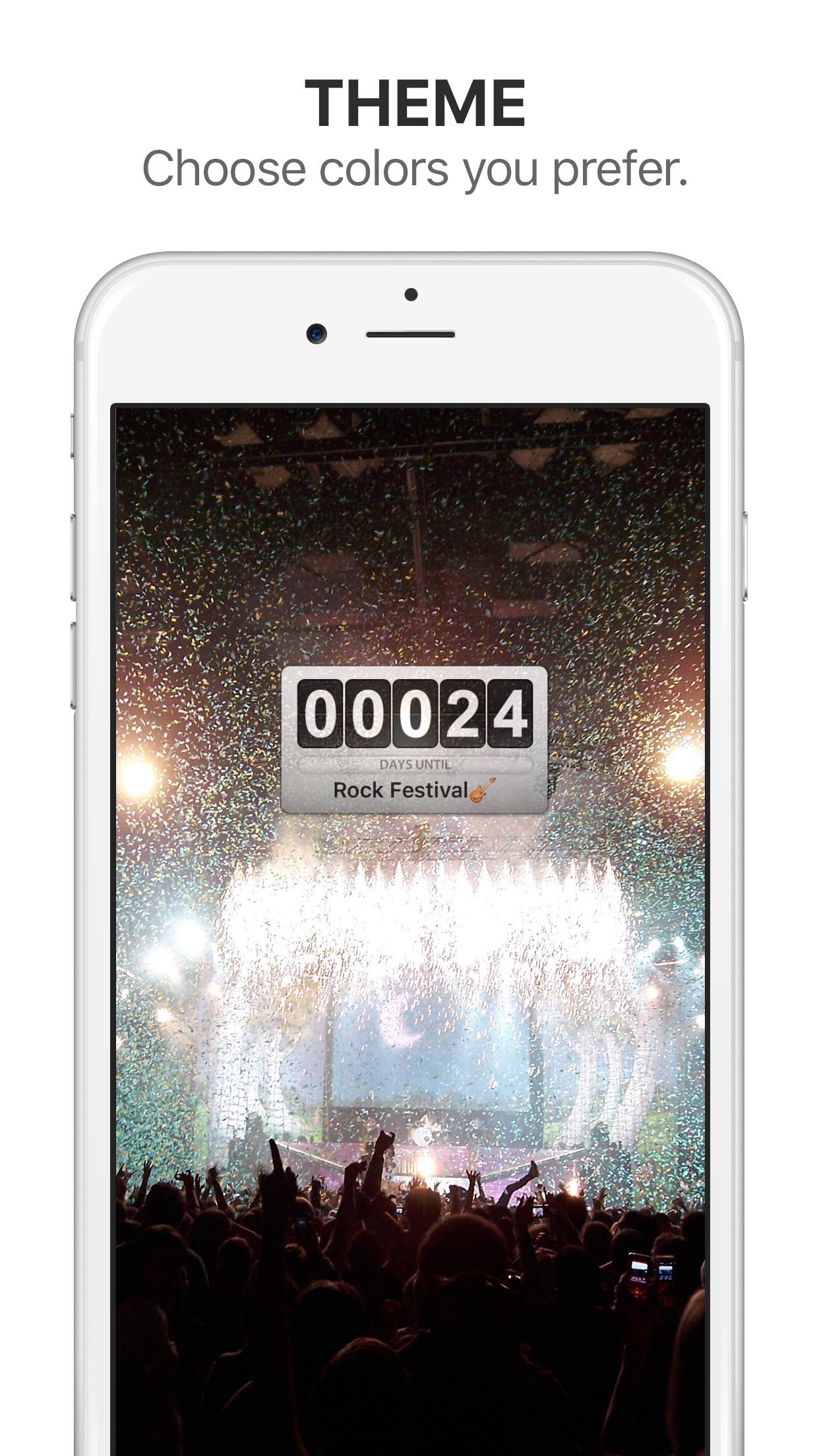 Big Day Lite - Event Countdown Screenshot