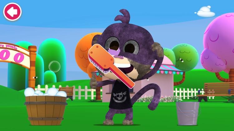 Zoo Animals - Games for kids screenshot-3