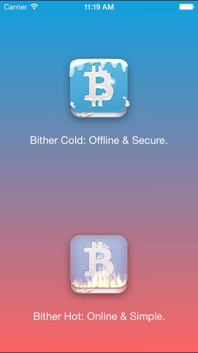 Bither - Bitcoin Wallet screenshot