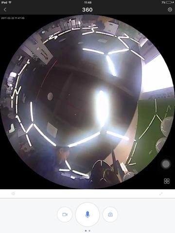 IEye-camera - náhled