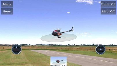 Screenshot from Absolute RC Heli Sim