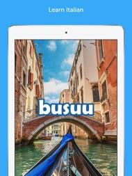 Busuu - Learn to speak Italian ipad images