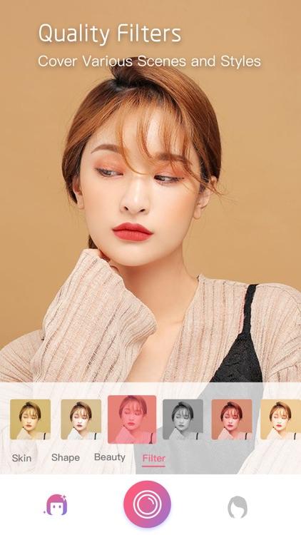 Face Makeup&HairStyles Changer screenshot-4