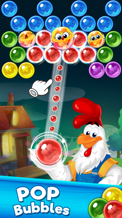 Farm Bubbles Bubble Shooter wiki review and how to guide