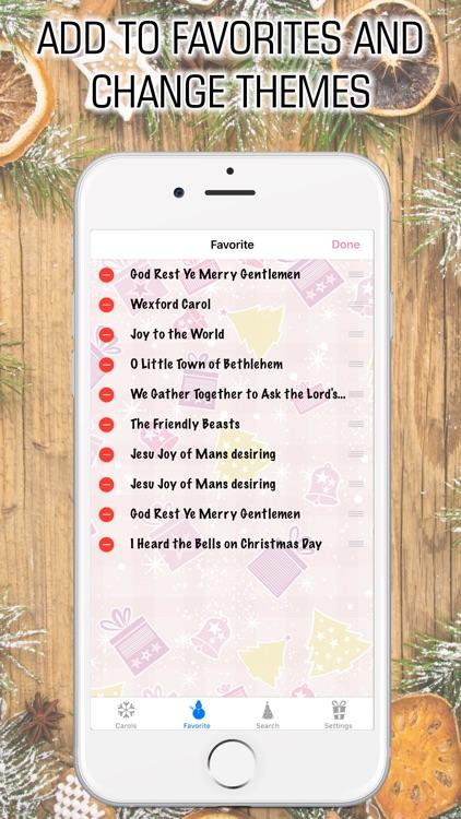 Christmas Carols Sing Along