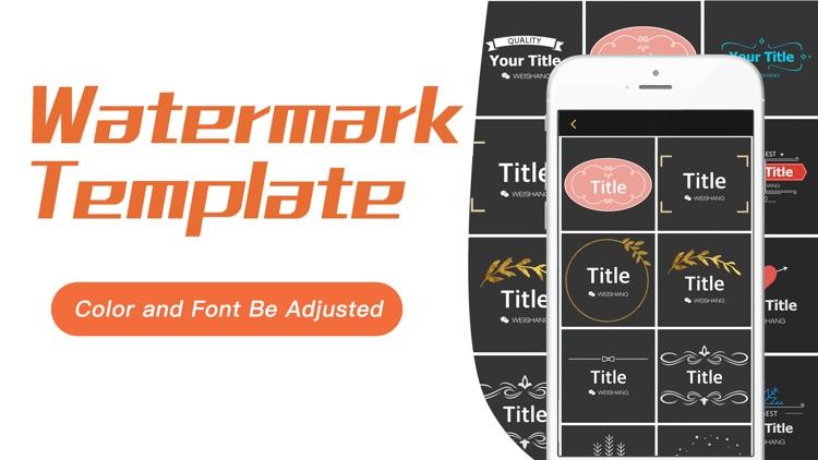 Watermark Maker -Photo & Video