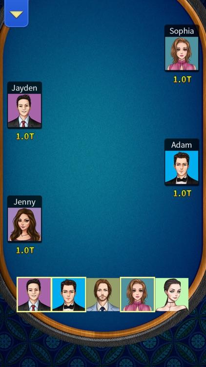 Big 2 - KK Big2 (Pusoy Dos) screenshot-4