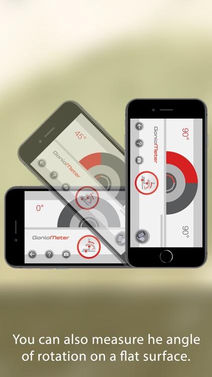 Goniometer Plus screenshot-3