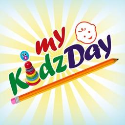 myKidzDay Parent-Childcare App