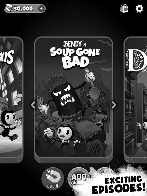 Bendy™ in Nightmare Runのおすすめ画像4