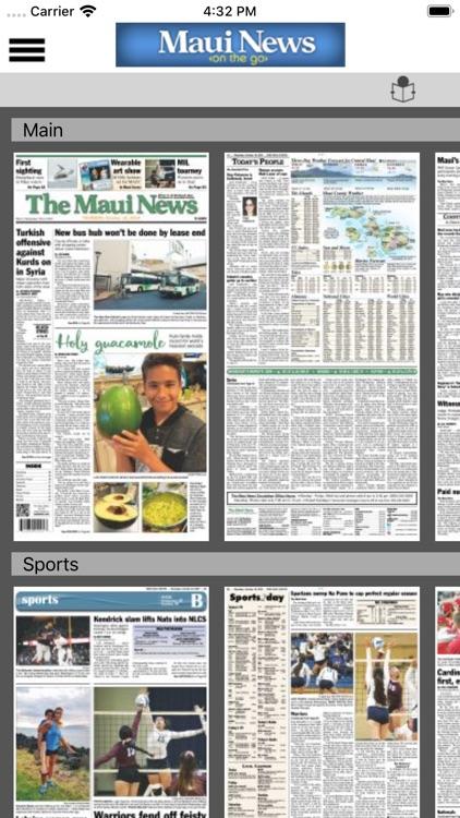 Maui News On The Go screenshot-4