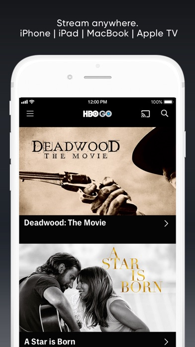 download HBO GO: Stream with TV Package apps 1