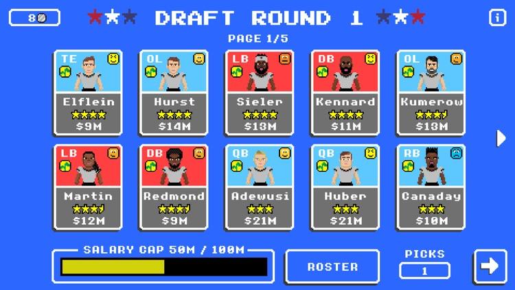 Retro Bowl screenshot-3