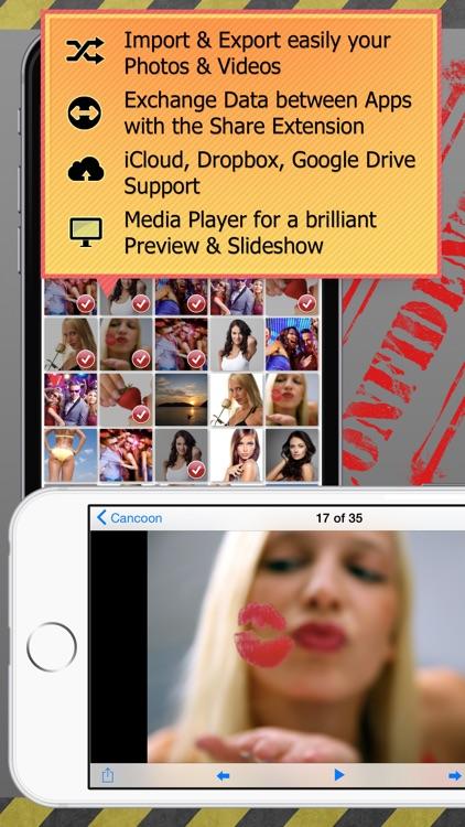 Secret Photo Safe & Vault screenshot-3
