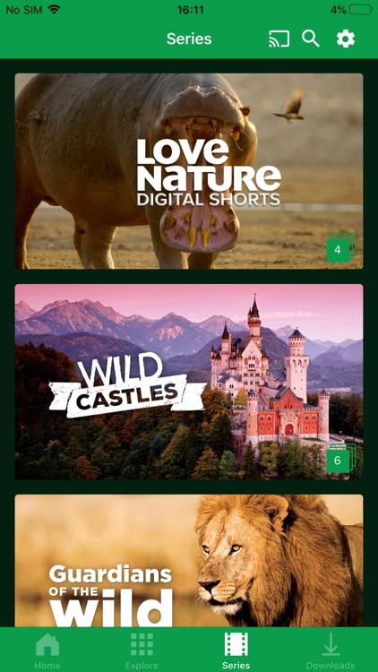 Love Nature 4K screenshot-3