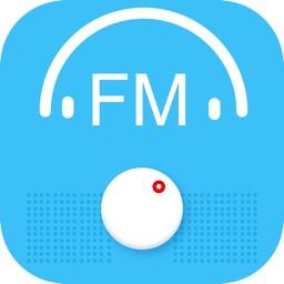 收音机广播电台FM-愉悦收听音乐电台有声小说