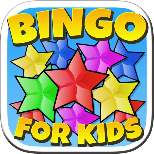 Bingo for Kids icon
