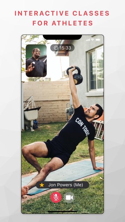 Uplift - Live Sports Training