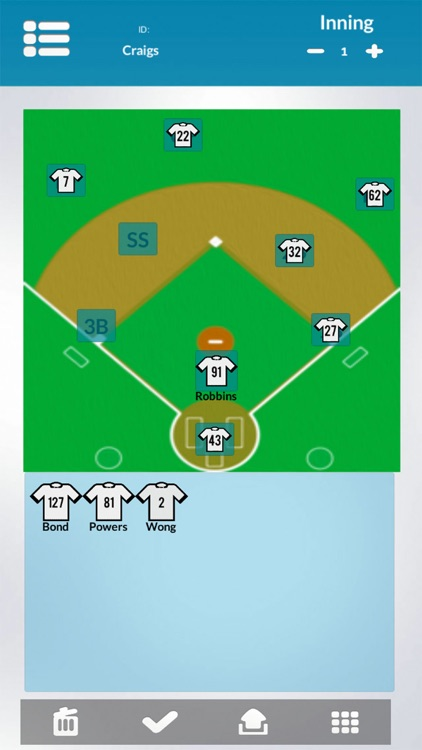 Fieldtrack Baseball Stats screenshot-6