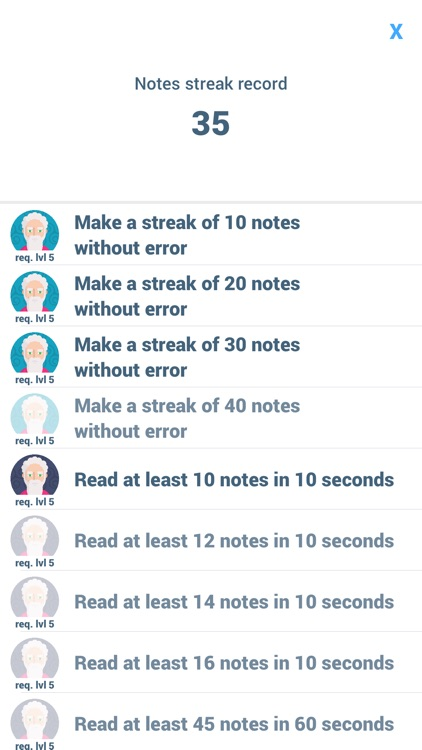 Guido - Learn to read notes screenshot-4