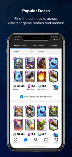 Stats Royale for Clash Royale on the App Store