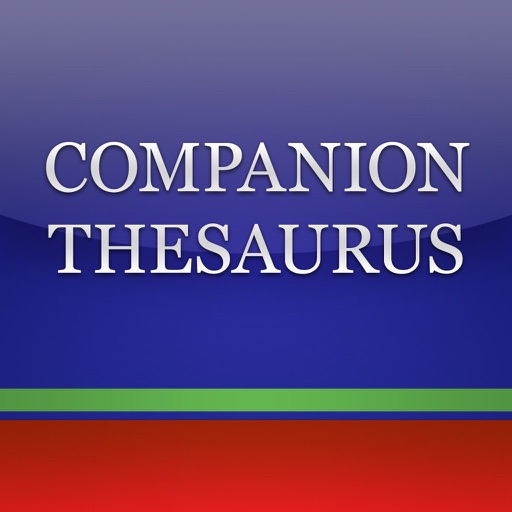English Thesaurus (WordNet) icon