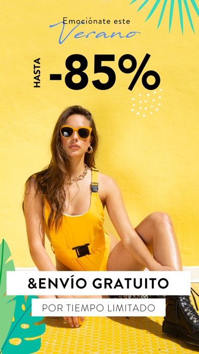 Screenshot for SHEIN-Fashion Online Shopping in Colombia App Store