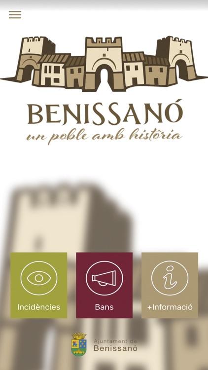 Benissanó Info