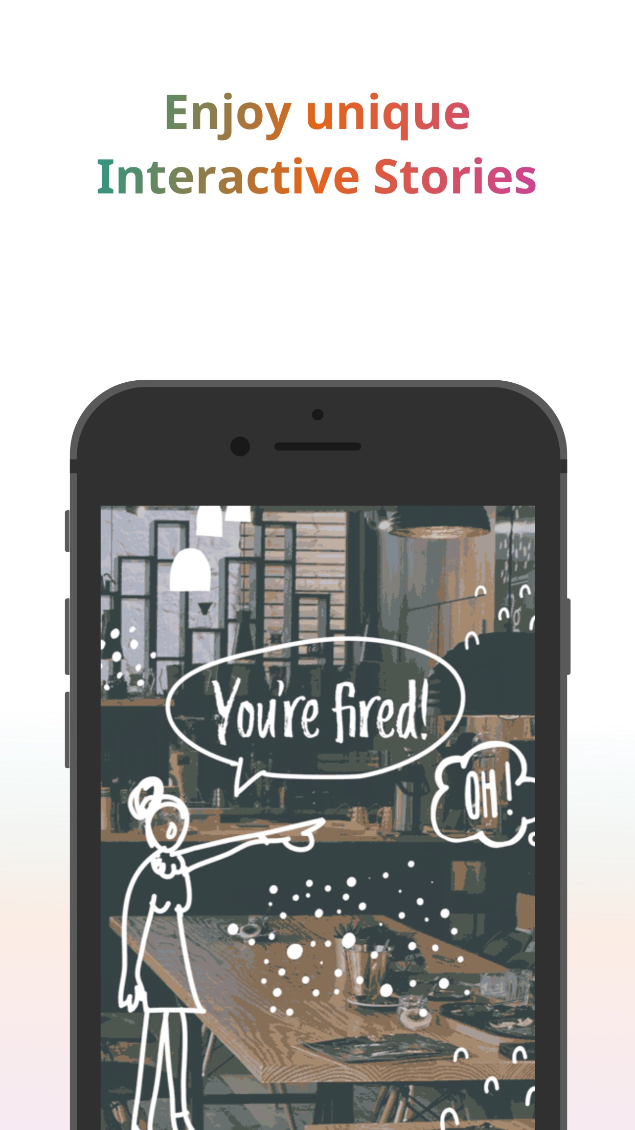 Tap by Wattpad Screenshot