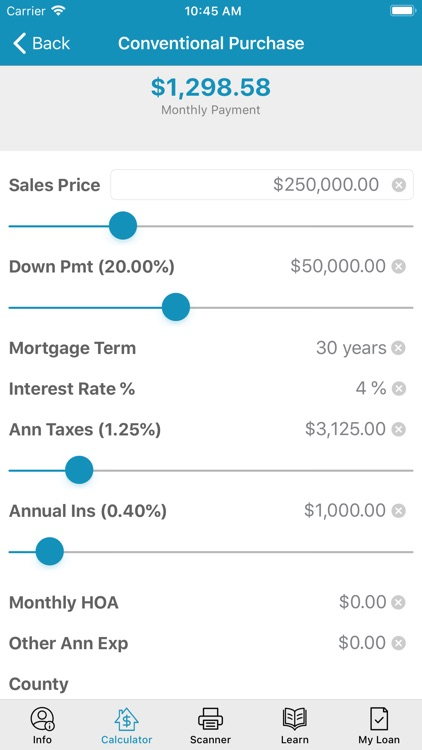 UFCU Mortgage Services screenshot-2