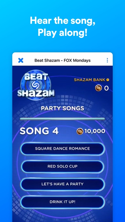 Shazam screenshot-6