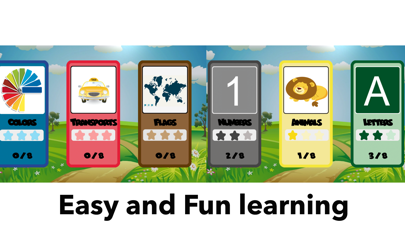 Learn and Play with Children's Screenshot on iOS